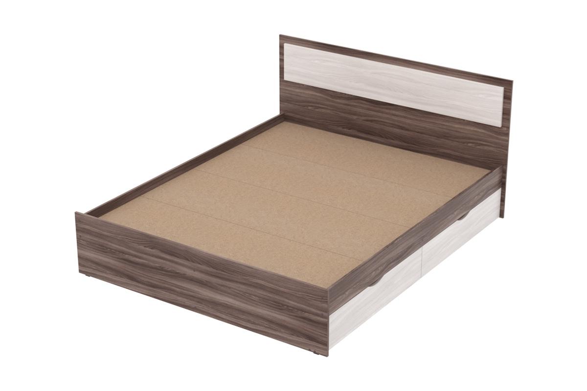 """Модульная спальня """"Cорренто EVO"""" Кровать"""